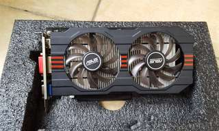 ASUS Nvidia GTX 750 2GB
