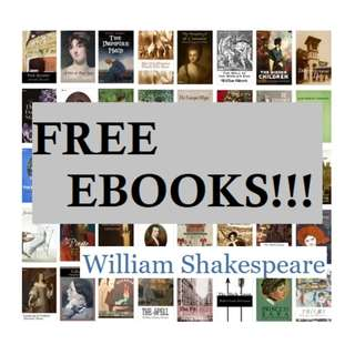 Free Ebooks! (William Shakespeare)