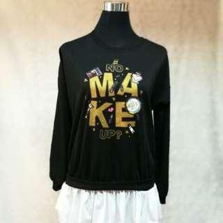 New korean fashion sweater/ sweat shirt tops