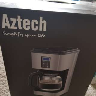 Aztech Drip-Filter Coffee Maker