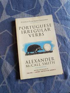 Novel Alexander McCall Smith - Portuguese Irregular Verbs