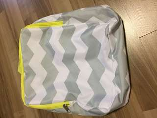 Bag/Pouch for diapers or clothes