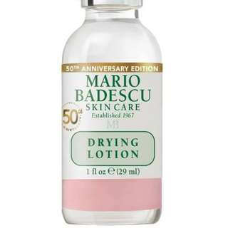 READY Mario Badescu Drying Lotion Special 50th Anniv Edition 29ml
