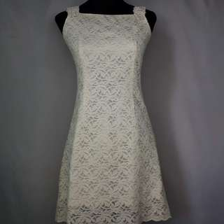 Laced Sunday Dress