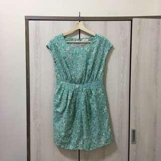 OL 洋裝
