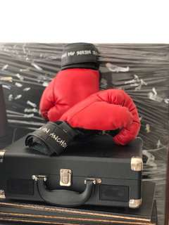Red Boxing Gloves (Set)