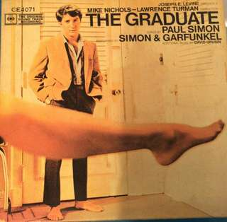 Simon & Garfunkel, Dave Grusin - The Graduate (Vinyl LP)