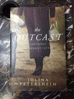 Outcast by Jolina Petersheim