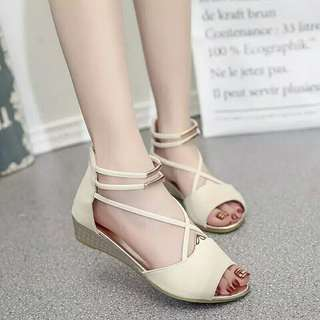 Women's Sandals Shoes Woman Wedges Heels Sandals Women's Summer Shoes Gladiator Sandals Ladies Wedge Shoes For Woman