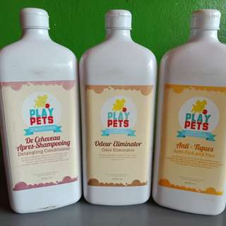 Play pets Dog Shampoo