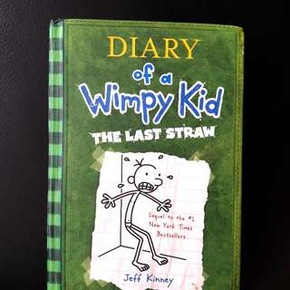 Diary of wimpy kid: the last straw