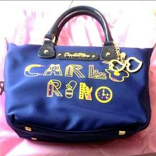 SALE! Tas Carlo Rino New (ORI)