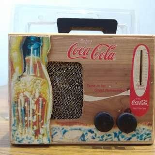 可口可樂收音機