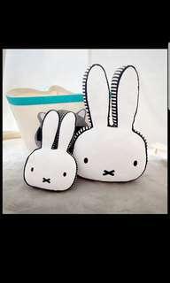 Bunny rabbit pillows
