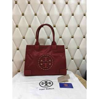Tory Burch Embellished Tote