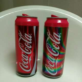 New Coke can tumblers
