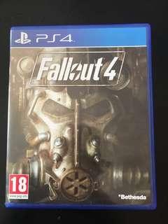 PS4 Fallout 4-Eng