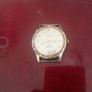 古董包金錶 上鏈