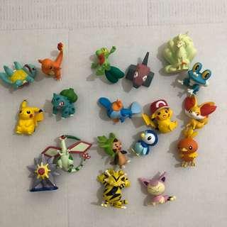 Pokemon Figurine Pokémon moncolle figure