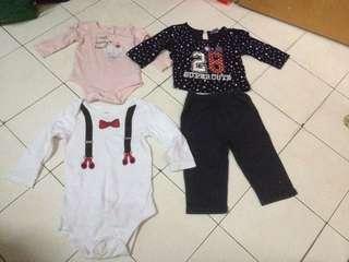 Set baju babygirl