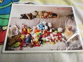 (包郵)義賣香港製造名信卡