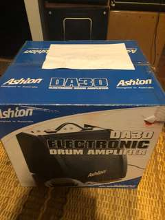 Ashton E Drum and Bass Amplifier