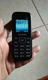 Samsung keystone telp sms radio senter