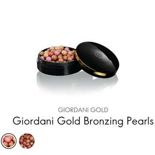 Bronzing Pearls Natural Radiance Giordani