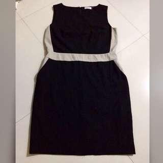 Plus size Calvin Klein dress