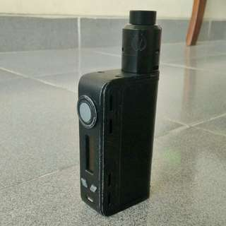 Vape: Mod Smoant Charon TC218 Full Set