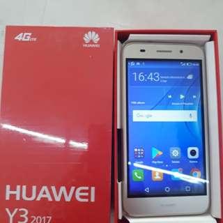 Huawei Y3 2017 bisa cicilan tanpa kartu kredit