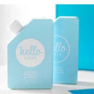 Hello Hair Natural Hydrating Shampoo