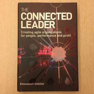 The Connected Leader by Emmanuel Gobillot
