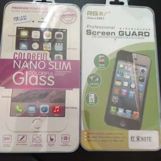 LG G2 & 紅米note Mon 貼/屏幕貼