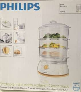 Philips Food Steamer