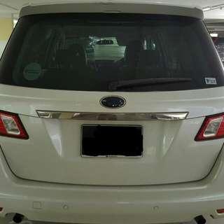 Subaru Exiga 2.0A turbo