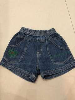 Baby Kiko Short Pants (L Size)