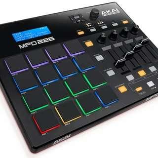 AKAI Pro MPD 226 Pad Controller