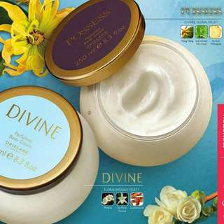 Body Perfume Divine Limited Stock with affordable price