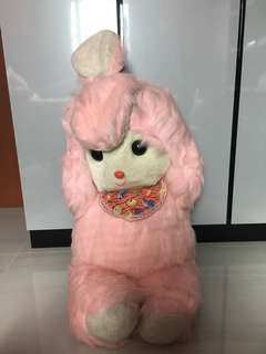 45cm x 40cm x 70cm rabbit stuffed toy