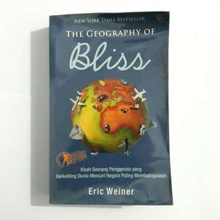 The Geography of Bliss (Eric Weiner)