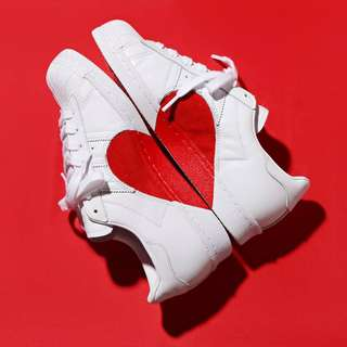 Adidas Superstar Heart Authentic