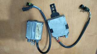 2 Ballast with Cables for HiD for civic altis avanza pajero montero scooter crv tucson accent elantra accord camry