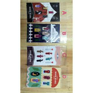 Bookmark Cardboard