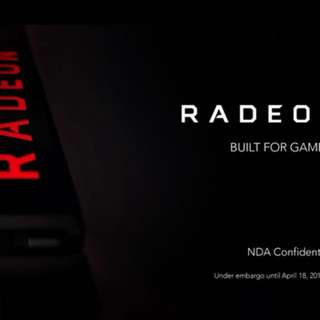 WTB - Radeon RX Vega Series