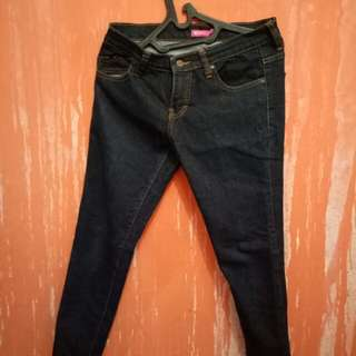 PINK Skinny Jeans Size 32