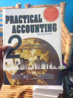 Practical Accounting 2 Reviewer by Dayag