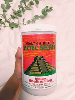 Aztec Indian Healing Clay Deep Pore Cleansing - 2 lb (908g)