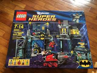 Lego batman the batcave