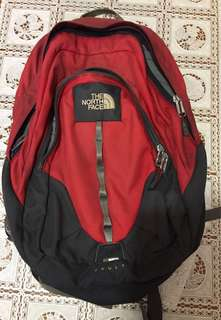 Authentic Northface Backpack